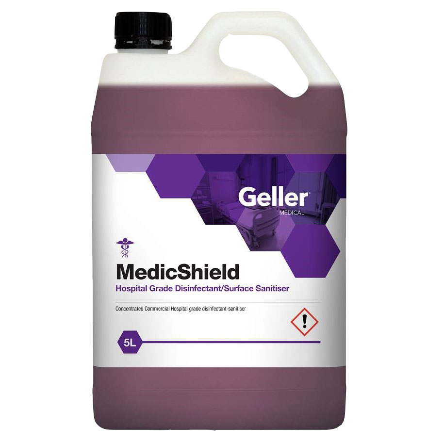Hospital Grade Disinfectant Concentrate 5l