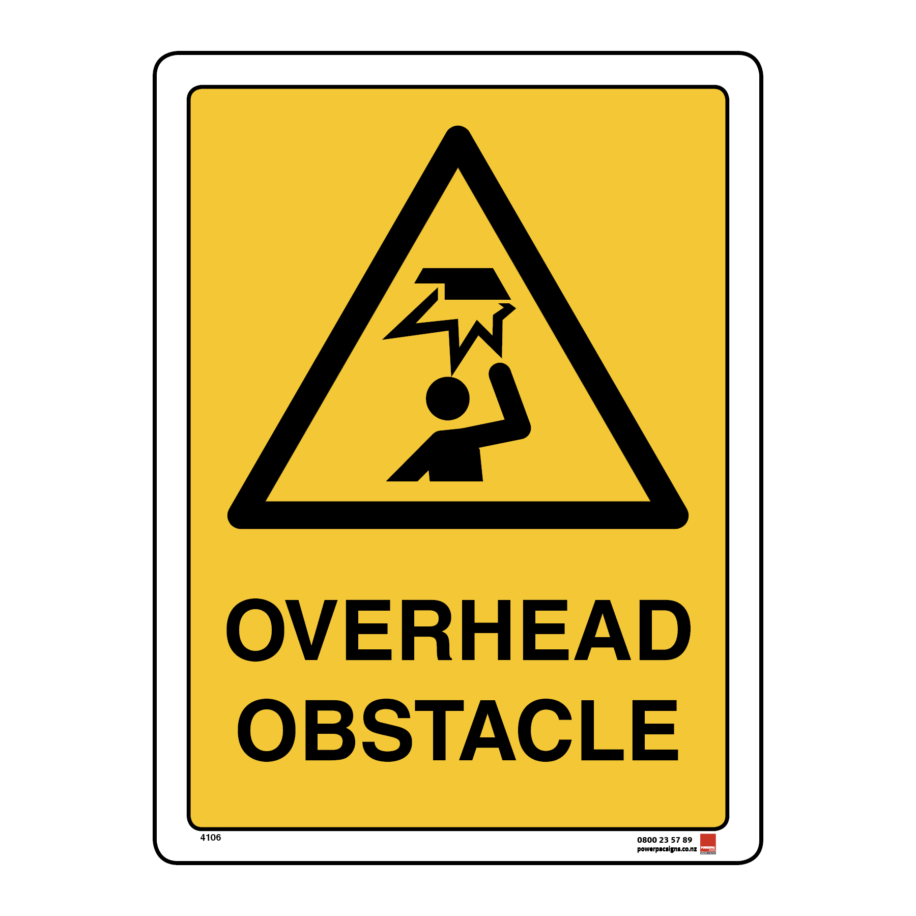 Overhead Obstacle