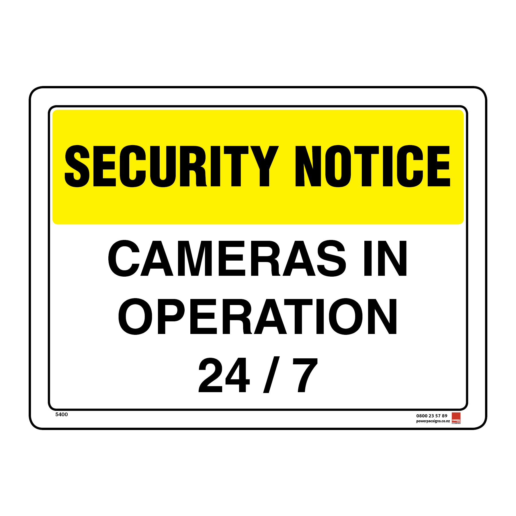 Cameras In Operation 24 7